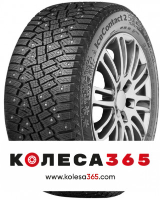 0347101 Continental IceContact 2 SUV KD 235 65 R17 108 T